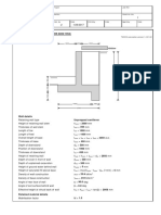 Retaining Wall Analysis & Design (BS8002_1994)