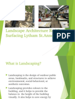 Landscape Architecture Red Rose Surfacing Lytham St.annes