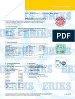 ERIKS - Datasheet - Genuine Viton 70-Compound 514674 Blue
