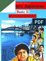 Let's Learn Japanese Basic II 1 of 2