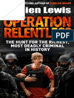 Operation Relentless Chapter Extract