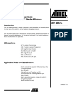 Design Guide for Atmel 8051 Standard Devices.pdf