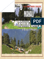 Manali Trekking Camps by PEAK Troops