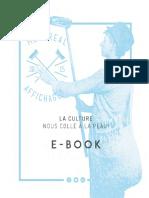eBook Montreal Affichage