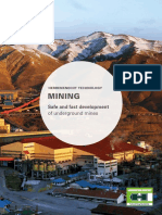 Mining Application Brochure En
