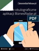 Badanie Okulograficzne Aplikacji BiznesRadar