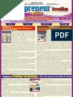 April 2017 Entrepreneur India Monthly Magazine