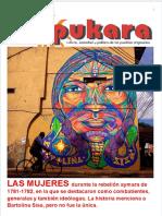 Mujers en rebelión Aymara