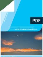 Avon Weighing Systems Ltd 2008