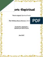 A Morte Espiritual