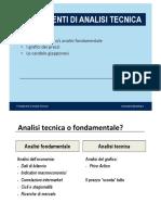 Copia Di Modulo 2 - Fondamenti Di Analisi Tecnica