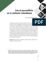 DEL CONFLICTO AL POSTCONFLICTO.pdf