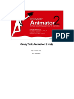CrazyTalkAnimator2 Pipeline Manual