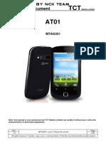 Alcatel AT01 L2 Service Manual