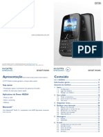 Alcatel 3075a User Manual
