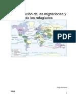 Feminizacion de las Migraciones y los Refugiados