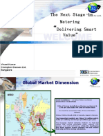 Vineet Kumar the Next Stage in Metering Delivering Smart Value Energy Meter