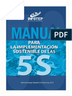 MANUAL Implementacon Sostenible de Las 5S