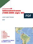 4. Ciudades Latinoamericanas 1900-2000