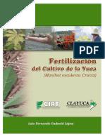 Fertilizacion Yuca