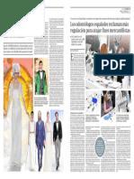 La moda nupcial de España vende un 22,4% más en el mundo / Los odontólogos españoles reclaman más regulación para atajar fines mercantilistas