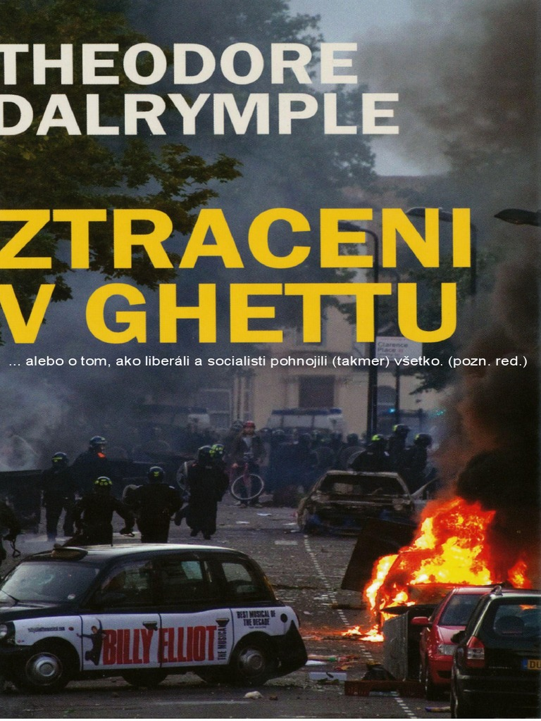 Dalrymple Theodore Ztraceni v Ghettu 43f7e6f7865