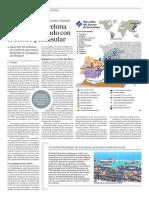El Puerto de Barcelona conecta el mundo con el centro peninsular