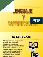 Comunicacion y Lenguaje