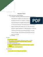 mutlicultural text set