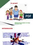 Integración Grupal