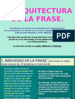 Arquitectura de La Frase (1)