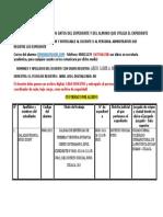 Formato de Registro de Expediente Actualizado 2015-2