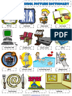places at school pictionary poster vocabulary worksheet.pdf