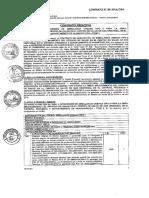 Especificaciones y Contrato Ambulancia