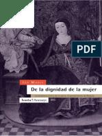 Magli Ida - De la dignidad de la mujer.pdf