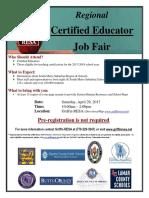 Teacher Job Fair