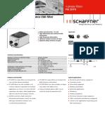 Microwave Ceramic Band-Pass Filter (2) pdf | Electronic Filter (47