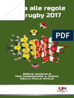 Regole Rugby 2017