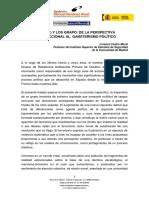Castro Moral, Lorenzo. EL PCE(R) Y LOS GRAPO