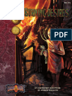 Earthdawn Burning Desires