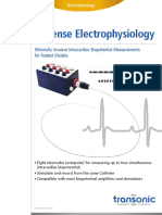 Electrophysiology Catheters & Control Units (RL-200-Fly)