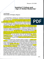 2003 Modernity in Question Culture & Religion GLobal Modernity.pdf