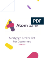 Atom Mortgage Broker List
