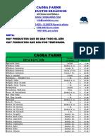 Listado P. de Precios Caoba Marzo 2014 (3)