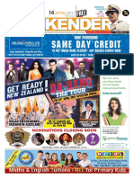 Indian Weekender 14 April 2017