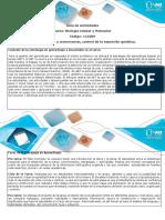Guía de Actividades y Rúbrica de Evaluación - Tarea 4 - Desarrollar El Ejercicio Problema Flujo y Expresión de La Información Genética