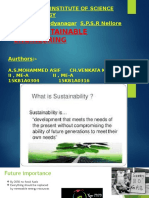 Sustainable Engineering Ppt