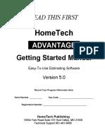 HomeTechManual HTA Get Start Manual