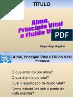 Alma Principio Vital Fluido Vital