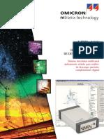 MPD600 Brochure ESP